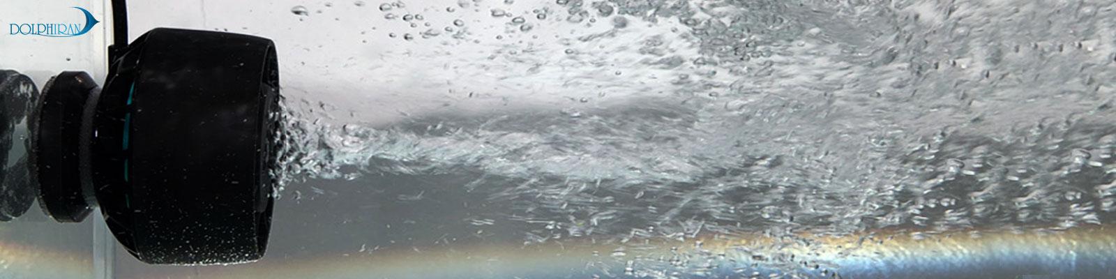 پمپ موج ساز آکواریوم nero 5، اولین دستاوردها و نمایش اولیه